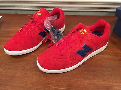 bad325c2639 New Balance Epic TR Casual Trainer Red Suede Men Shoe Size 8.5