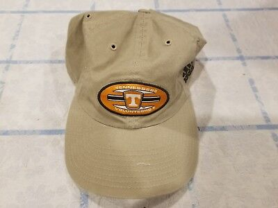 bf33717f98a ... italy vintage tennessee volunteers adidas strapback cap hat 90s  deadstock throwback b4b93 621e3