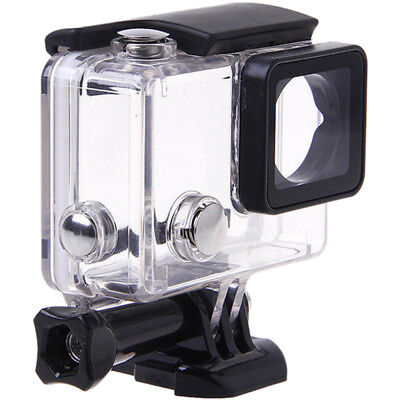 Clear Underwater Diving Case Protective Waterproof Housing for GoPro Hero cby