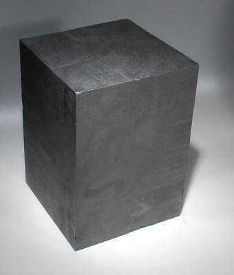 "Nuclear Graphite Block TSX NCCo 6 x 6 x 8 ½"" 18 Pounds"