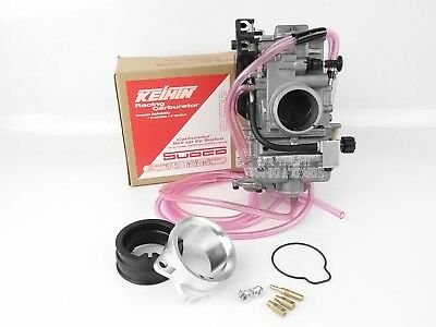 SUZUKI DR-Z400 JETTING kit Keihin FCR MX carburetor