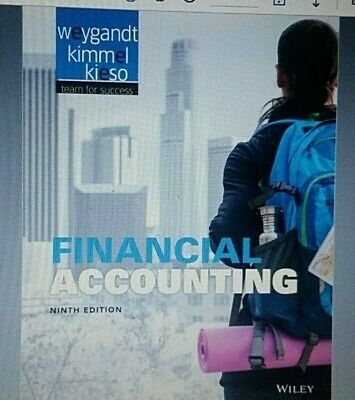 Financial Accounting 9th Edition by Jerry Weygandt