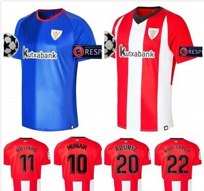camiseta athletic club bilbao 18/19