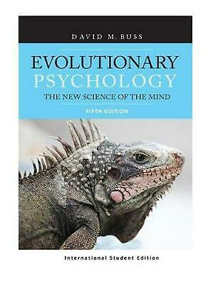 [PDF] Evolutionary Psychology: The New Science of the Mind 5th Edition by David