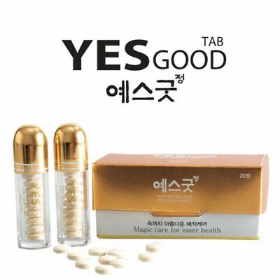 "Rooicell ""Yes Good Tab"" female cleanser"