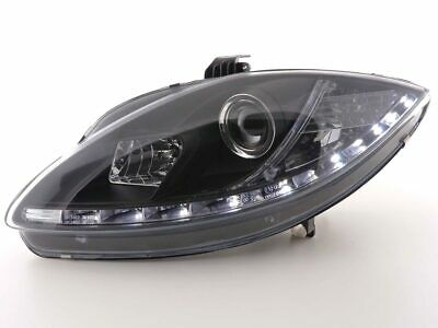 Scheinwerfer Set Daylight LED TFL-Optik Seat Leon Typ 1P / Altea/Toledo Typ 5P
