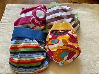 Gpants Gdiapers Lot Small Girl Boy Good Vibes Grock Gflutter New Cloth Diapers