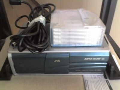 Jvc Ch-X1500 Cd-Changer To 12 Cd, Jvc Compatible Only Unit_Head Mp3 Player