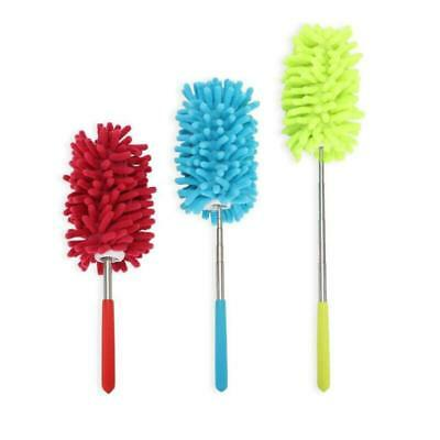 PrettyDate Microfiber Extendable Hand Dusters Washable Dusting Brush with Telesc