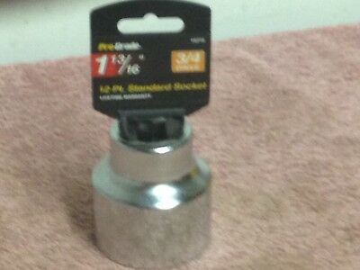 """Allied Tool Pro Grade ~ 3/4"""" Dr ~ 1 13/16"""" Socket ~ 12 Point Torque ~ Dyna-Drive"""