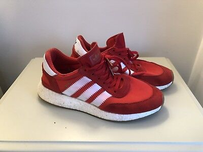 innovative design b0991 c26ad Adidas Iniki Red I-5923 uk 8