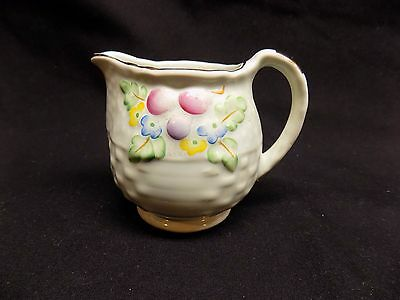 Beautiful Hand-Painted, Crown Devon, England, Creamer-Excellent Condition!