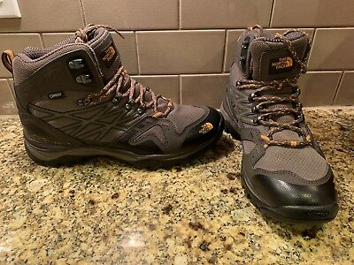 ebf03fd757d NEW! MEN'S THE North Face Hedgehog Fastpack Mid GTX Hiking Trail Running  Boots 1
