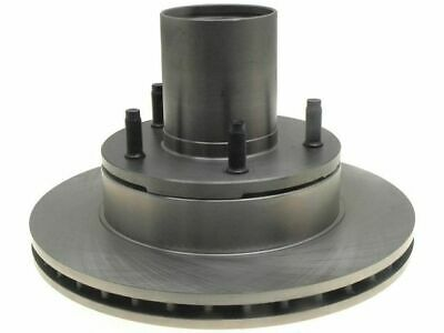 Front Brake Rotor and Hub Assembly For 94-95 Ford F150 4WD PR67N1 R-Line