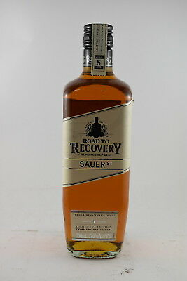 Bundaberg Rum Road To Recovery Sauer St Full Mint Condition Bundy Rum R2R