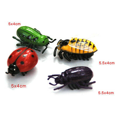 Mini Insect Toy Walking Pet Cat Interactive Playing Vivid Lifelike Animal Small