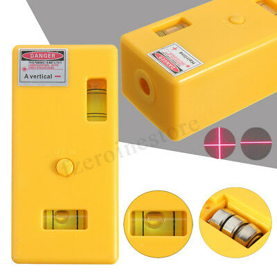 Level Laser Measurement Tool Right  Measure Cross Line Vertical Infrared NEW !