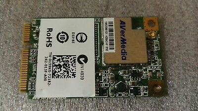 Genuine Original Dell All in one Pci-e Hobby2 Mini TV Tuner Card P/N: