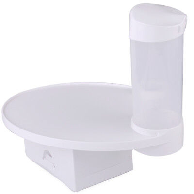 Dental Tray Disposable Cup Storage Holder Tissue Box 3-in-1 Fit For Dental Chair