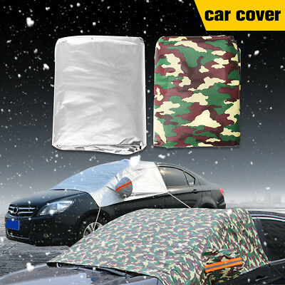 Car Cover Sunshade UV Protection Water Resistant Double Thicker Waterproof AU