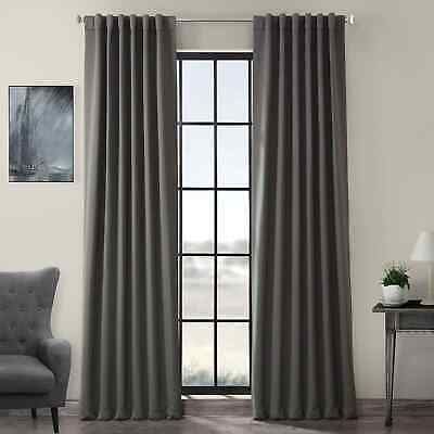 Solid Blackout Curtains (Sold Per Panel)