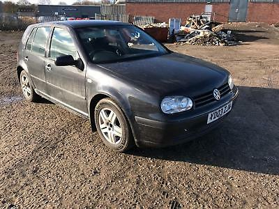 Volkswagen Golf 1.9TDI PD Match 5 door - 2003 03-REG - 4 MONTHS MOT
