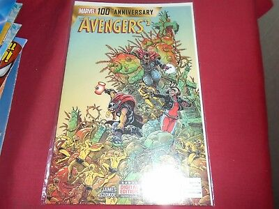 100th Anniversary Special - AVENGERS #1 Marvel Comics 2014 NM