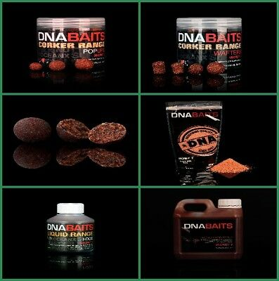 DNA Cebos Secret 7 Boilies, Pop Ups ,Wafters, Pellets - Gran Variedad Disponible