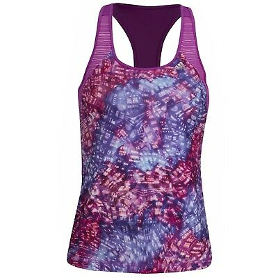 Adidas Climalite Girls Vest Tank Top Age 14-15 Years