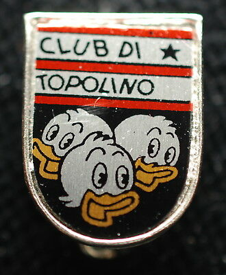 Huey Dewey Louie Pin, Pins, Club of Mickey 1 Star Walt Disney