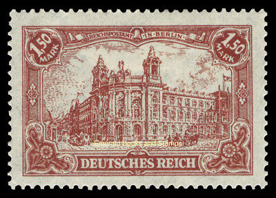 """EBS Germany 1920 """"North and South United"""" 1.50 Mark Michel 114 MNH**"""