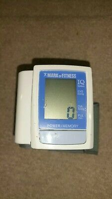 Mark of Fitness Wrist Blood Pressure Monitor MF-78  Fully Automatic