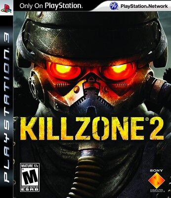 PS3 / Sony Playstation 3 game - Killzone 2 [Standard] US boxed