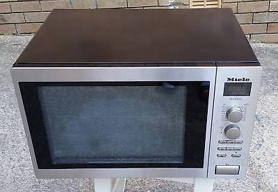 Miele Oven Microwave Combination, Stainless Steel