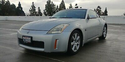 2005 Nissan 350Z Enthusiast Model with 6-Speed 2005 Nissan 350z Enthusiast Model HWY Miles 6-speed Manual Transmission