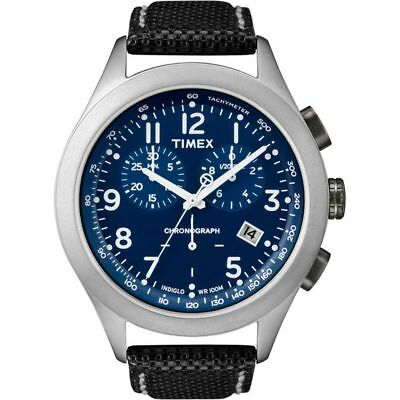 aad6c67886e5 Hommes Timex Indiglo Série T Racing Montre Chronographe T2N391 Neuf Emballé