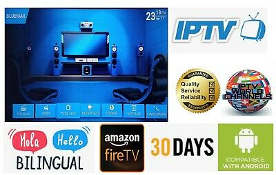 24 HOURS INTERNATIONAL Iptv Subscription Over 4200 Ch+Vod