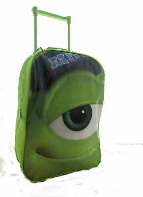 Monsters University Small Wheeled Trolley Bag