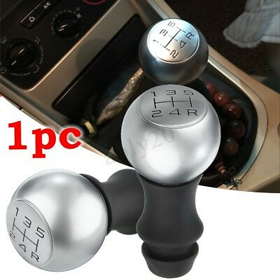 5 Speed Alloy MT Gear Shift Knob For Peugeot 106 206 207 306 307 407 408 508