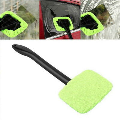 Windshield Clean Car Auto Wiper Cleaner Glass Window Tool Brush Kit