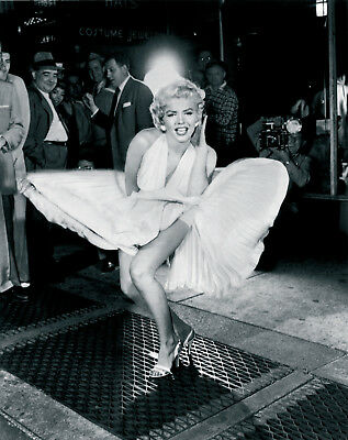 Marilyn Monroe Glossy Poster Picture Photo Actress Holywood Seven Year Itch