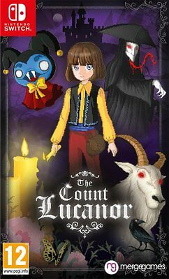 The Count Lucanor (Switch)  BRAND NEW AND SEALED - IN STOCK - QUICK DISPATCH