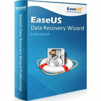 EaseUS Data Recovery Software Pro Full Version Recover Data from Hard Drive