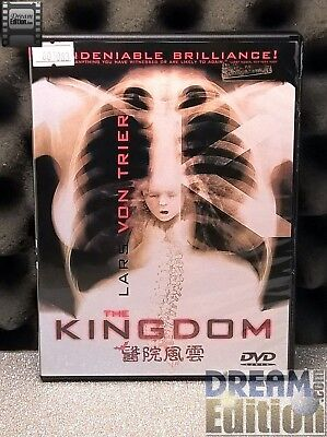 Kingdom, The [dir. Lars Von Trier] (1994) Mini Series, Drama, Fantasy [DEd] HTFV