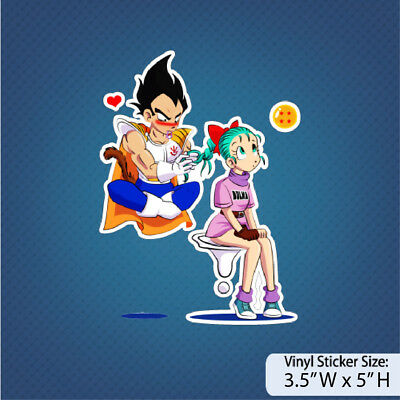 Vegeta_Bulma_Dragon_Ball_Decal_Vinyl_Sticker_Anime