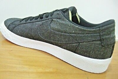 the best attitude 8f604 8cf0a Nike Sb Zoom Blazer Basse pour Hommes Chaussures Baskets UK Taille 12  AH3370 001