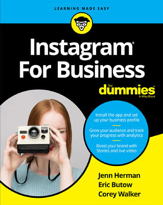 Instagram For Business For Dummies - PDF Download