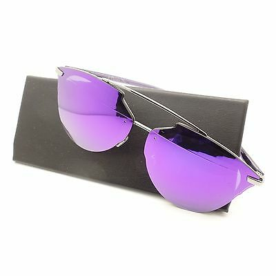 c6a0c57c825 Christian Dior Reflected Pixel Ruthenium Violet Mirror 6LB TE Sunglasses  6LBTE