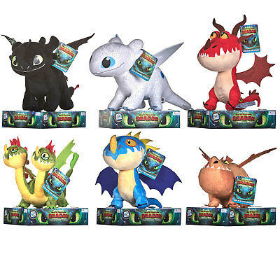 How To Train Your Dragon: The Hidden World 32cm Scale Plush *CHOOSE YOUR DRAGON*
