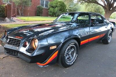 1979 Chevrolet Camaro z28 1979 Chevrolet Camaro Z28 Hot Rod !!! Very Solid Modified Musclecar Classic !!!!